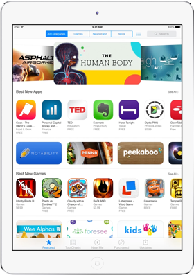 rich apps