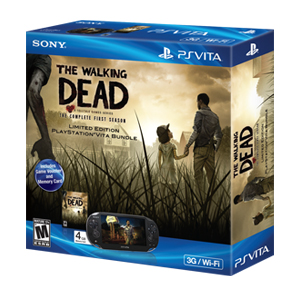 PlayStation®Vita The Walking Dead Bundle