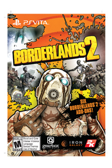 Borderlands®2 Limited Edition PlayStation®Vita Bundle