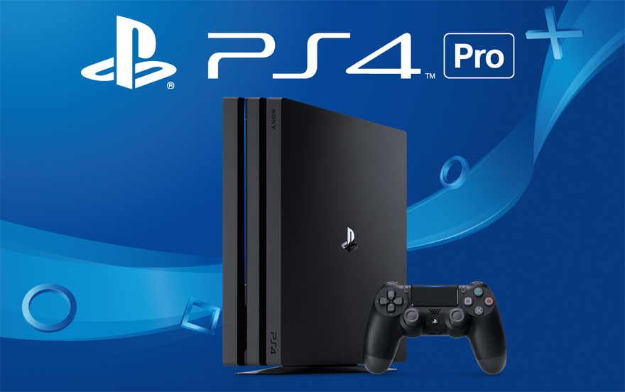 Playstation 4 Pro 1tb Console Newegg Com