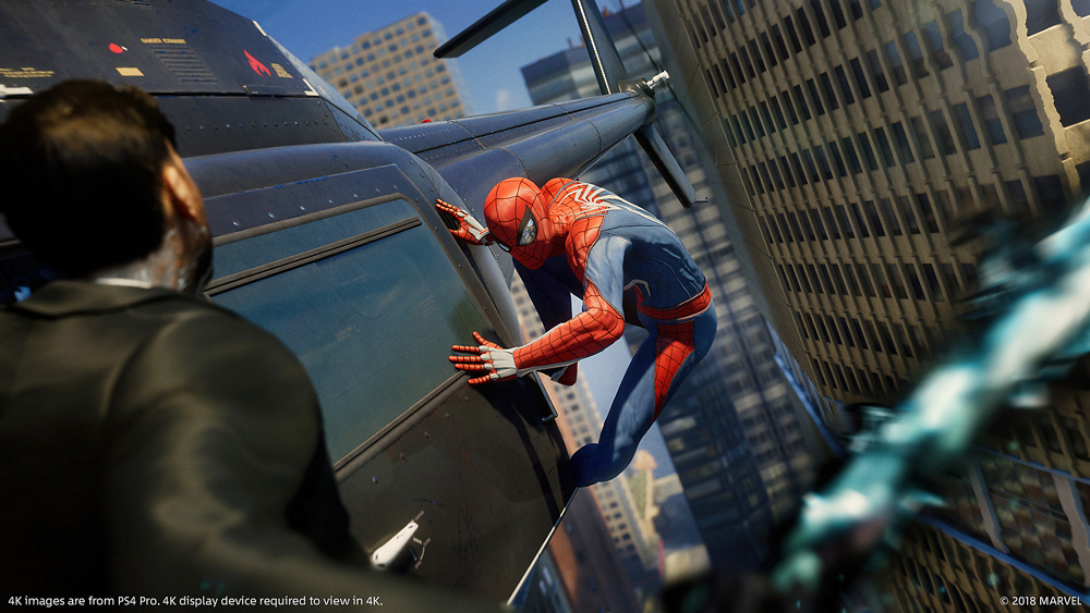 PlayStation 4 Pro 1TB Limited Edition - Marvel's Spider-Man Bundle -  Newegg com