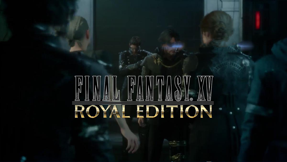 Final Fantasy XV Royal Edition - PlayStation 4 - Newegg com