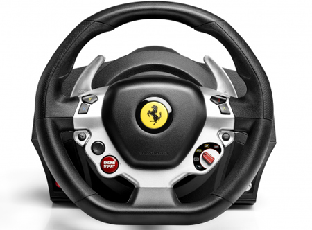 Thrustmaster Tx Racing Wheel Ferrari 458 Italia Edition Xbox One