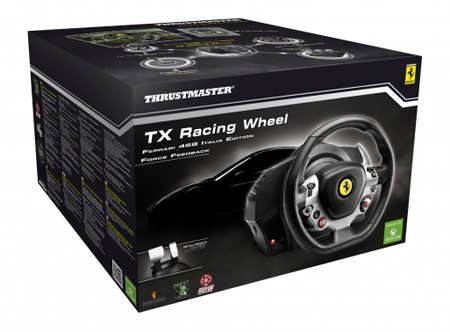TX Racing Wheel Ferrari 458 Italia Edition Xbox One®