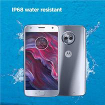Moto X4 (4th Gen), 5 2 Inches, FHD LTPS, 3GB RAM, 32GB Storage, Dual Rear  Camera, Unlocked Cell Phone, US Warranty, Super Black (PA8S0006US) -