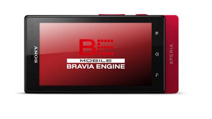 Mobile Bravia Engine