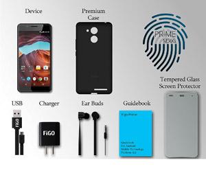 Figo Prime M50g Unlocked Smartphone With Dual Camera 5 0