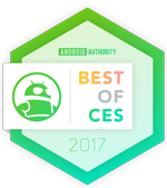 BEST OF CES award on CES