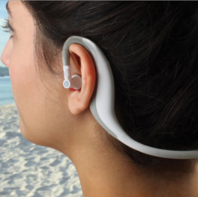 GOgroove Bluetooth IPX6 Water-Resistant Fitness Headphones