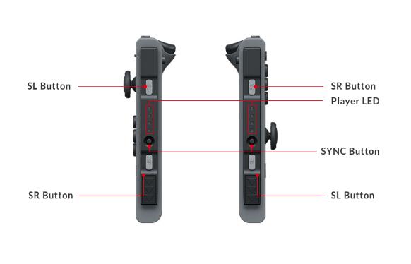 Nintendo Switch Joy-Con Gray (Left & Right) - Newegg com