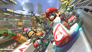 screenshot for Mario Kart 8 Deluxe