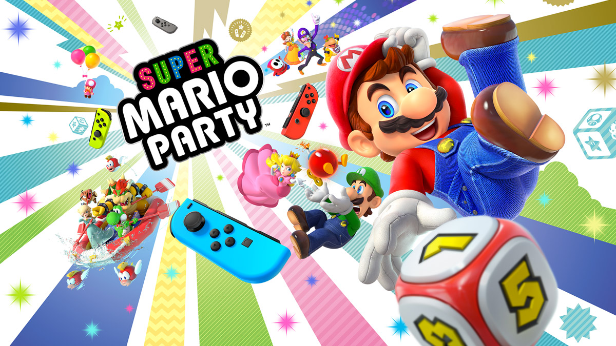 Image result for super mario party switch