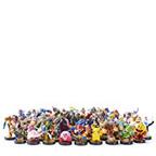 previous Super Smash Bros. series amiibo