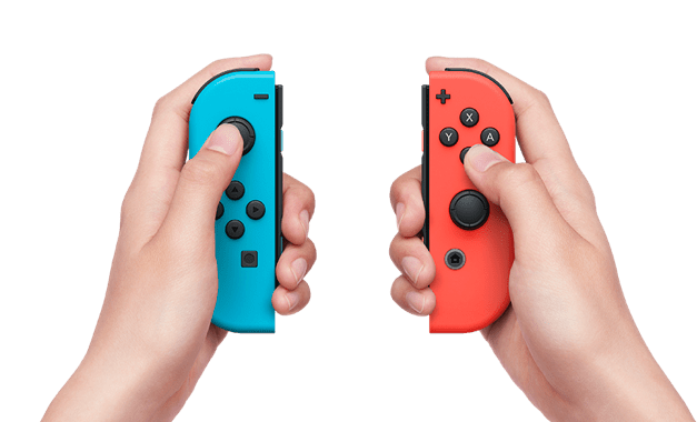 This is Joy Con