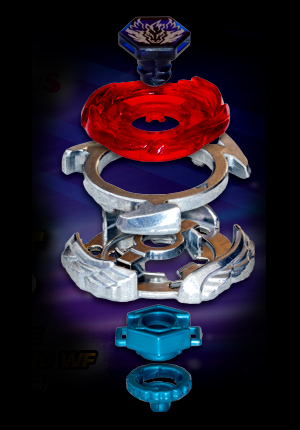 BEYBLADE: Evolution Collector's Edition w/ Wing Pegasus