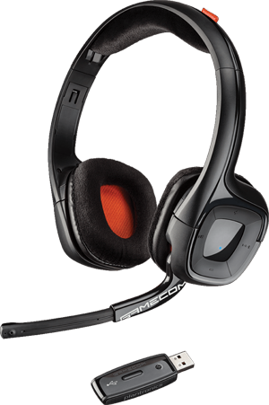 The appearance of the GameCom 818 headset