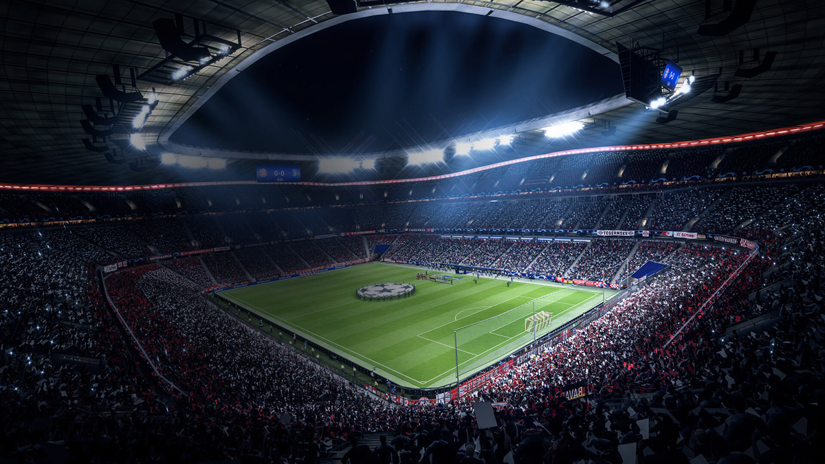 UEFA CHAMPIONS LEAGUE COMING TO FIFA 19