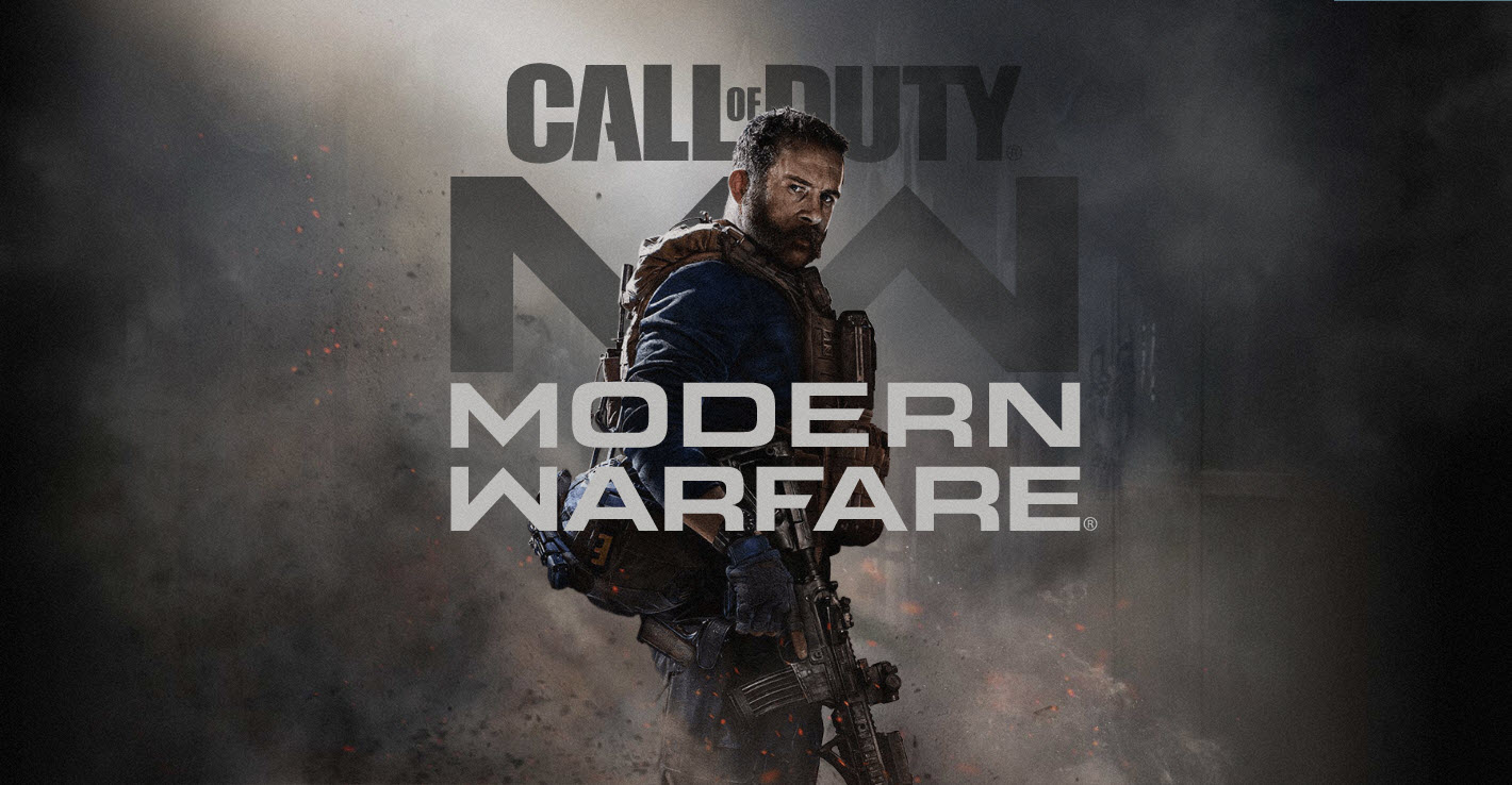 Call of Duty-Modern Warfare-PlayStation