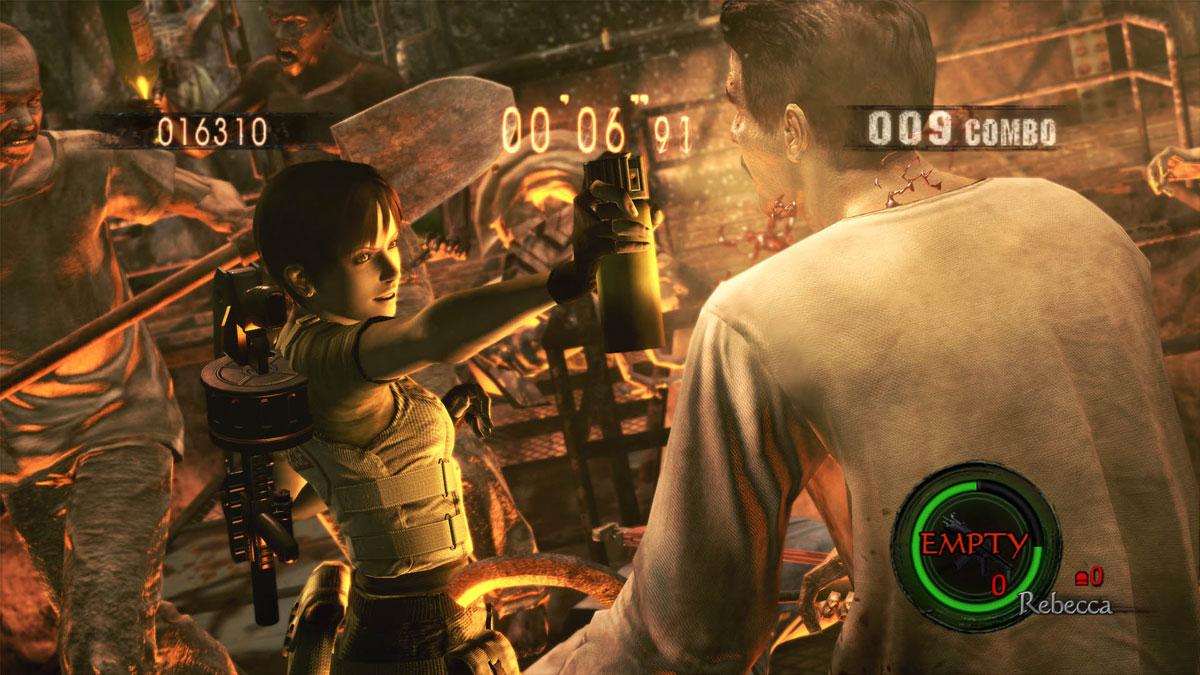 Resident Evil 5 Playstation 4 Newegg Com