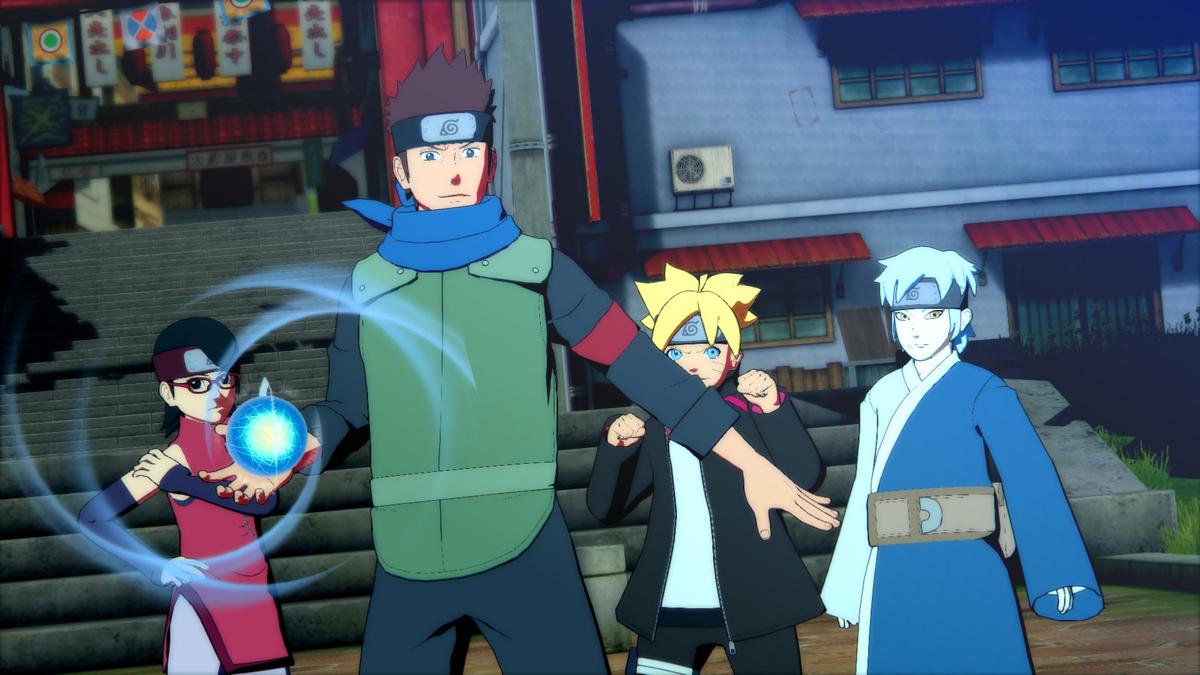 Naruto Shippuden Ultimate Ninja Storm 4: Road to Boruto - PlayStation 4 -  Newegg com