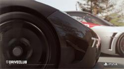 DRIVE CLUB PS4