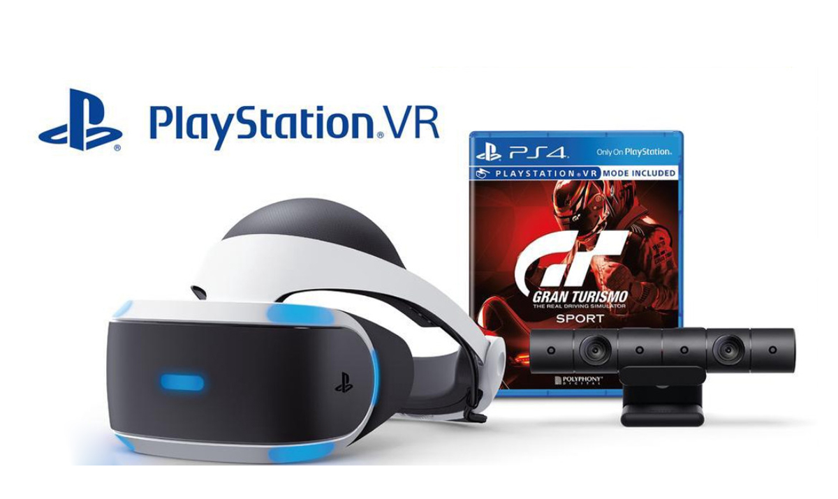 playstation vr granturismo sport bundle ebay. Black Bedroom Furniture Sets. Home Design Ideas