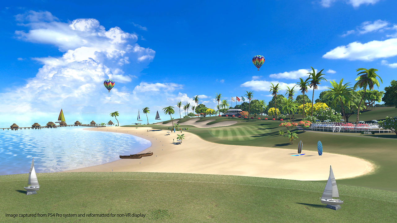 3_About Everybody's Golf VR