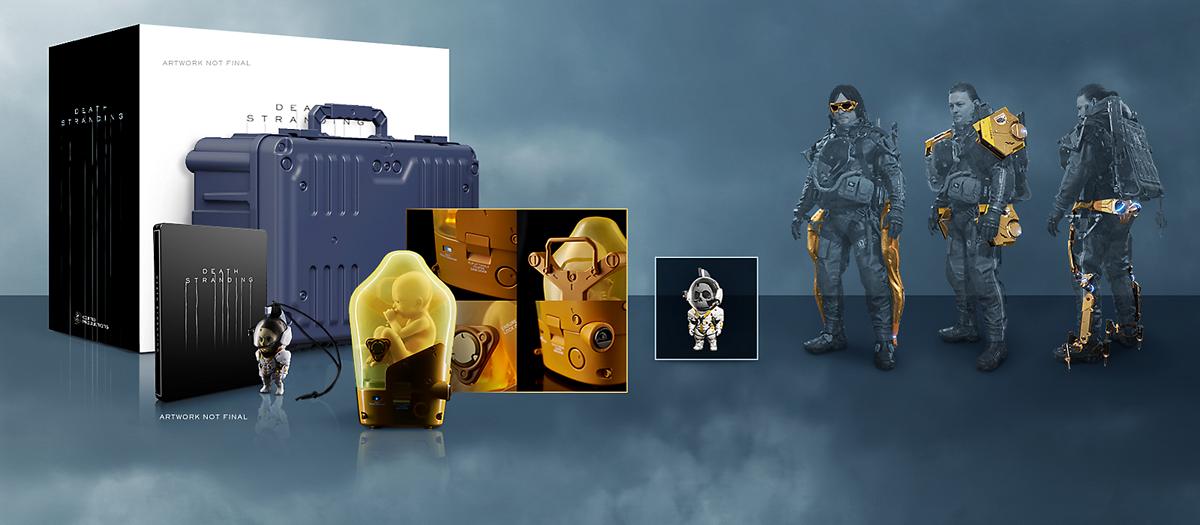 Death Stranding Collector Edition - PlayStation 4 - Newegg com