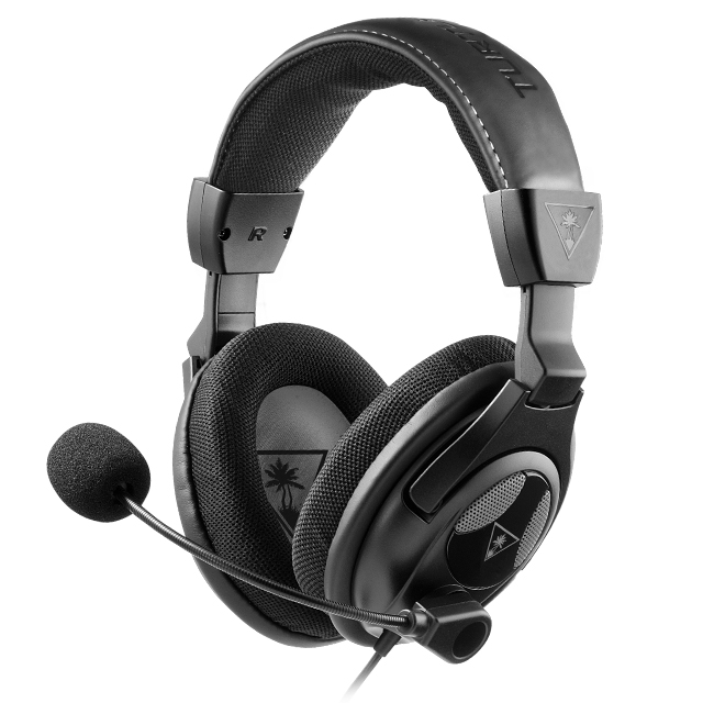 turtle beach ear force px24 universal amplified gaming. Black Bedroom Furniture Sets. Home Design Ideas