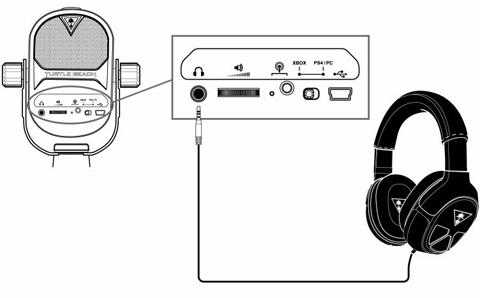 how to hear chat audio through stream xbox