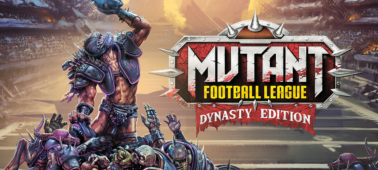Mutant Football League: Dynasty Edition - PlayStation 4 - Newegg com