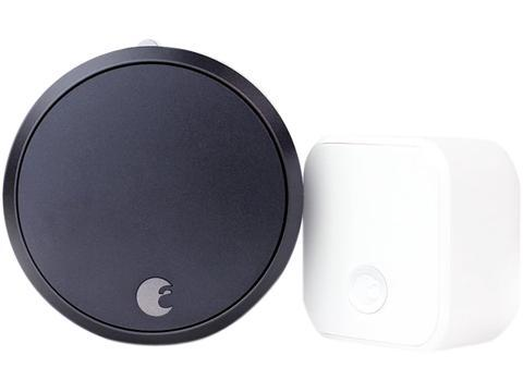 August Smart Lock Pro Connect Woorks With Alexa Apple