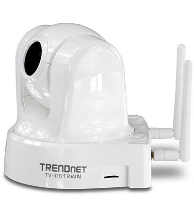 Trendnet Tv Ip612wn 704 X 576 Max Resolution Rj45 Proview