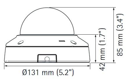 Axis M3006 V Surveillance Camera Newegg Com