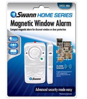Swann SW351-MDA Window Magnetic Alarm