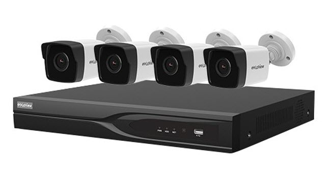 LaView 8-Channel DVR Security System