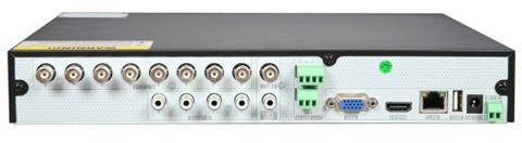 QT Series DVR Features