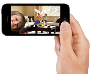 RECORD REMOTELY TO CAPTURE MEMORABLE MOMENTS