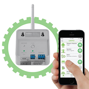 Connect Control and Check on Devices from Anywhere. WEMO Maker ...