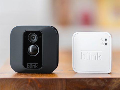 Blink BKIT004601 XT Home Security Camera System for Your Smartphone with  Motion Detection, Wall Mount, HD Video, 2-Year Battery and Cloud Storage