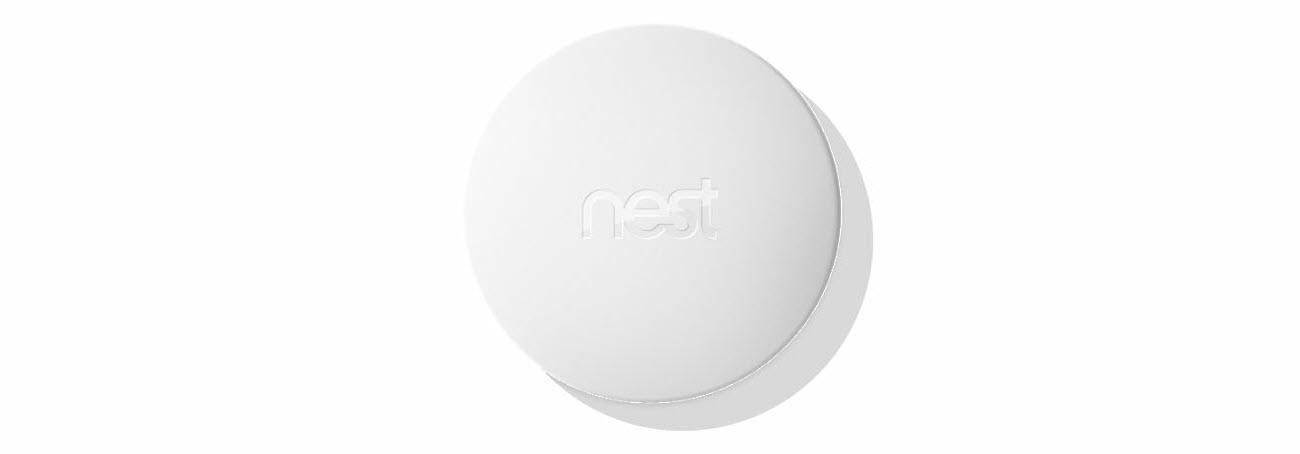 Google Nest Temperature Sensor front view