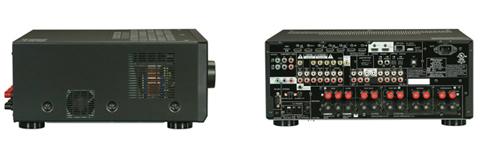 Pioneer Sc 1522 K 92 Channel Av Receiver Neweggcom