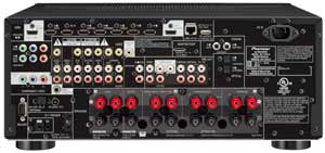 Pioneer SC-1323-K A/V Receiver