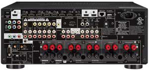 Pioneer SC-1523-K A/V Receiver