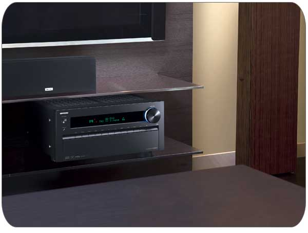 ONKYO TX-NR818 7 2-Channel Network A/V Receiver – Black - Newegg com