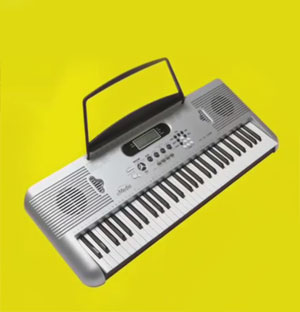 eMedia FD05107 Piano For Dummies 61-Key Keyboard Starter Pack