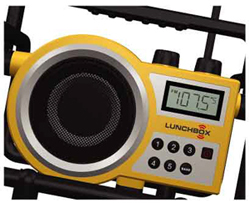 Sangean Compact Size Utility Worksite Radio Lb 100