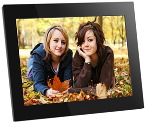 digital photo frame that can do music and video playback