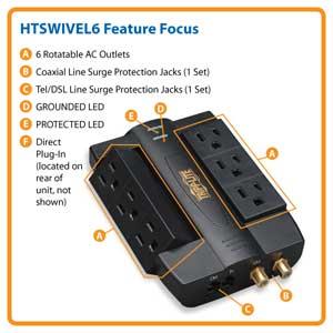 HTSWIVEL6 Feature Focus