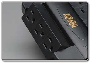 Rotatable Outlet Banks